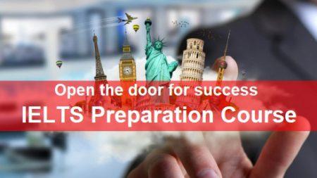 IELTS Course Preparation
