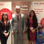 launch event of Computer Delivered IELTS