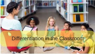 Differentiation in Classroom
